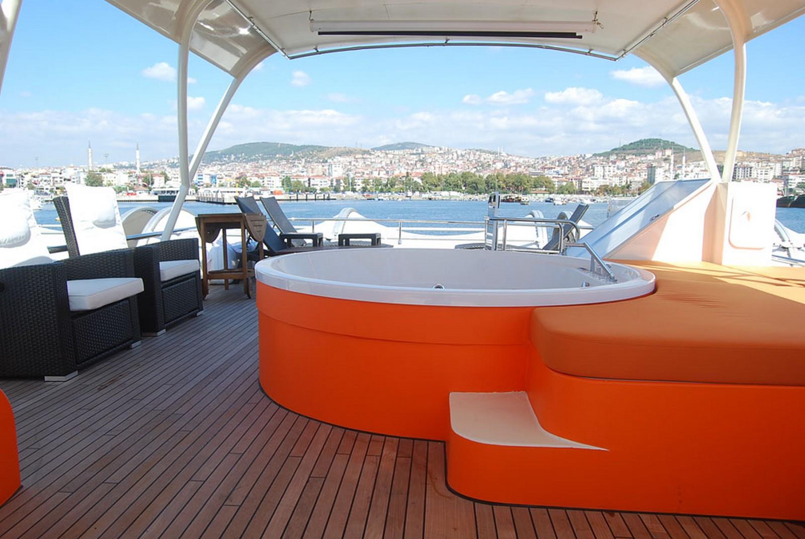 Motor Yacht Charter Dubai master2