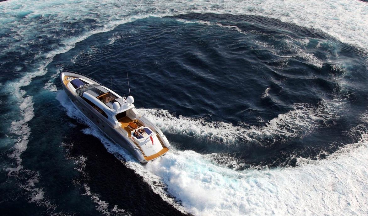 Motor Yacht For Sale Dubai master